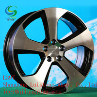 17 18 inch alloy replica car wheels rims for VW golf L397 hot sale high quality Luistone manufacturer