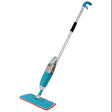 for indoor cleaning coral microfiber free hand flat mop