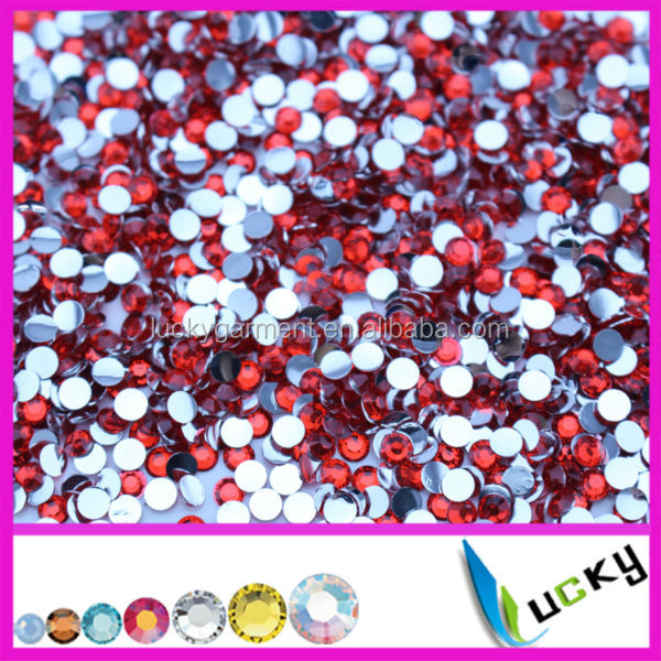 2014 New cheapest resin stones flat back non hot fix rhinestones beads for nail art phone decorations
