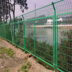 ISO approved welded wire mesh fence fasteners