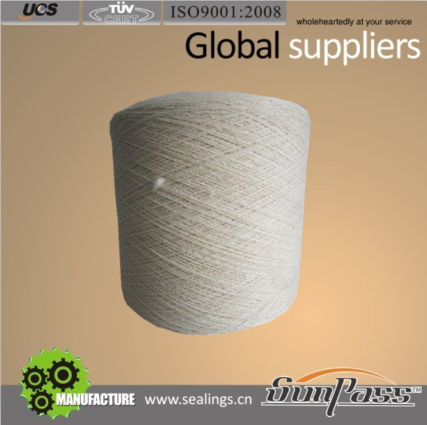 Meter Seal Raw Material Knitted Cotton Yarn price
