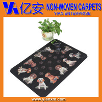 50*75cm Polyester Decorative dog Pet cool mat