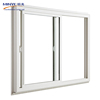 Waterproof aluminum profile sliding window with easy installation
