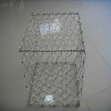Gabion box / basket / Hexagonal iron Wire Mesh fen