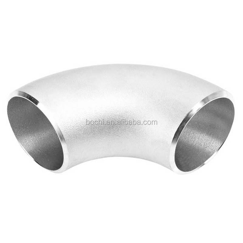 Weld carbon steel pipe degree aluminum elbow buy