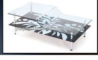 Acrylic Ladder Shape Coffee Table