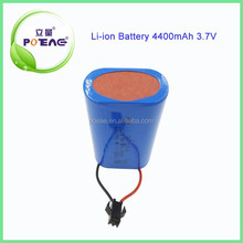 1s2p 3.7v 4400mah 18650 battery Lithium Ion Battery