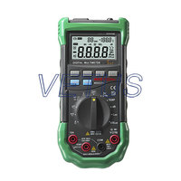 Mastech MS8229 5in1 Auto range 4000 counts Digital Multimeter Lux Sound Level Temperature Humidity Tester