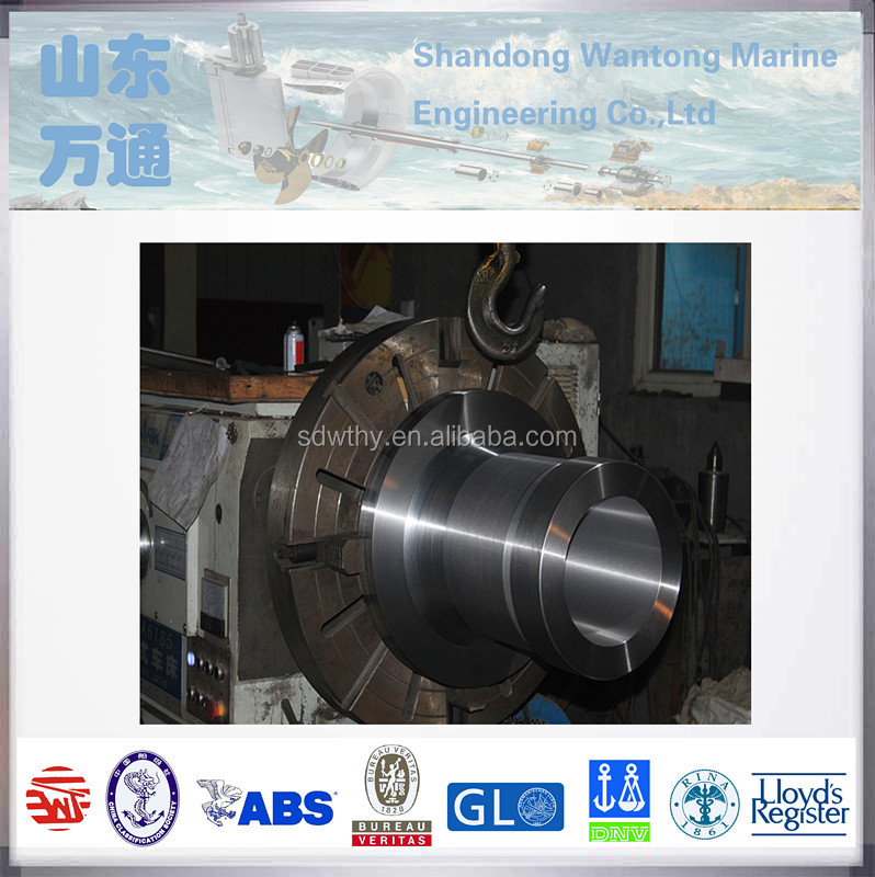 Quality assurance stern shaft hydraulic shaft couplings removable joint couplings for propeller