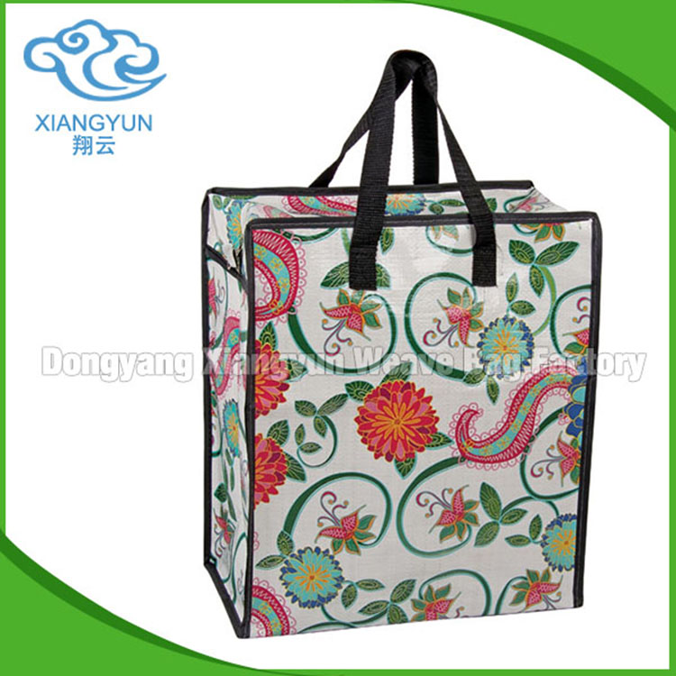 Wholesale From China Shopping Bag Reusable/ Plastic Shopping Bag Factory