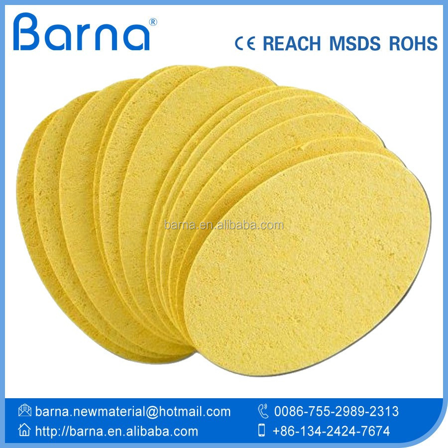 Wholesale PVA Compressed Cellulose sponge floor bathroom wet Cleaning Sponge large magic car cleaning sponge