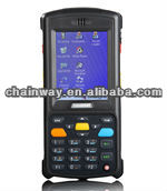 Industrial PDA- 1D barcode scanner with WIFI,Bluetooth, GPRS is option
