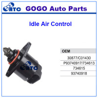 GOGO Idle Air Control Valve FOR DAEWOO MATIZ OEM 30877/C01430 P93740917/734613 734615 93740918