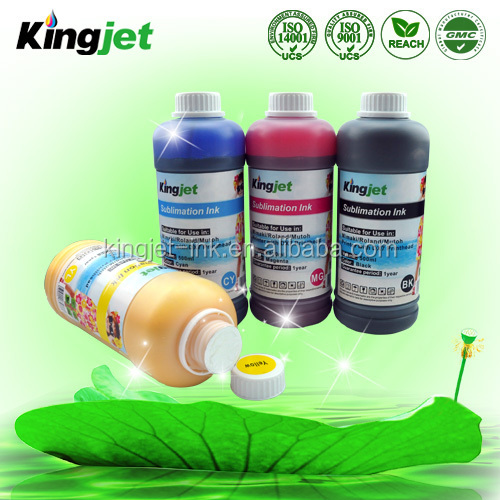 For Mimaki Mutoh Roland DX7 ultra black dye sublimation ink