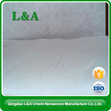 Low Price Flush Easily Spunlace Nonwoven Fabric In Roll