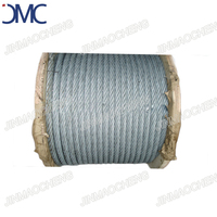 Non Rotating Steel Wire Rope 19x7