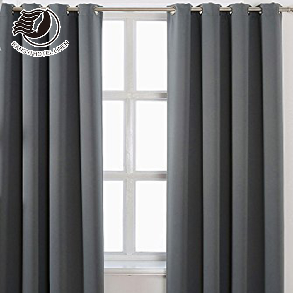 Latest Popular Cheap Good Quality Used Hotel Curtains