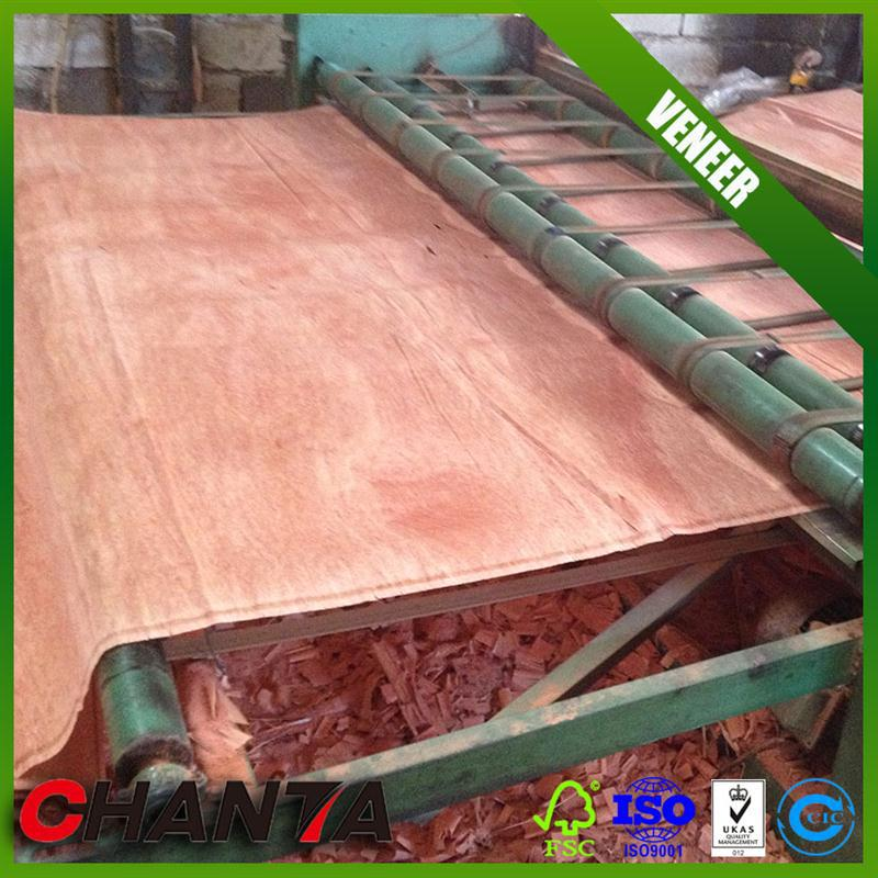 Top quality oak engineered wood veneer for plywood