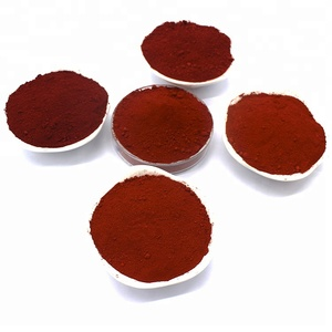 Iron Oxide Red 130 Pigments Colorant Ferric Oxide Red