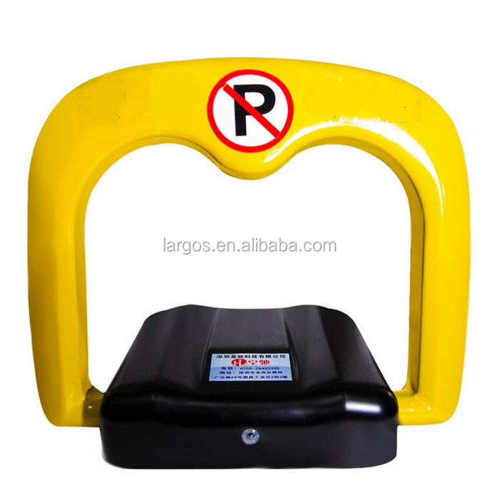 Cost price Promotion personalized self locking car parking lock