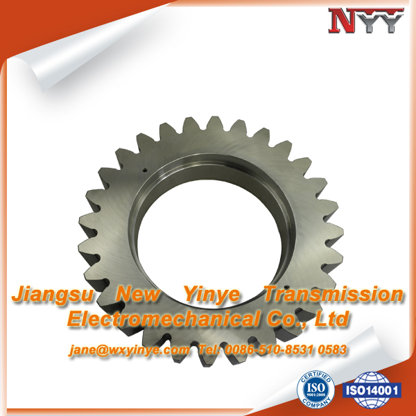 big diameter external spur gear