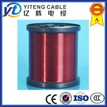 Super round enamelled copper wire for winding motors