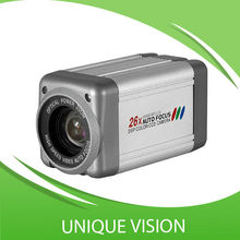 OSD Menu & RS485 Control,26X optical Zoom, Digital Auto Focus CCTV Zoom Camera