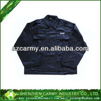 Navy Blue Factory Security Army Airline