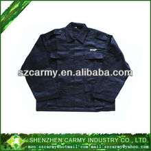 Navy blue factory/security/army/airline security workwear uniform in stock