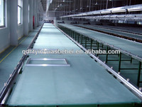 lowest price screen glass printing table