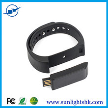 2015 new gift Smart Heart Rate Monitor Bracelet JW018 Bluetooth Sports Fitness Wristband Activity Tracker