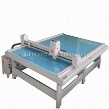 GSB502516 corrugated board sample box making machine for package