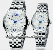 China factory custom 3atm water resistant high quality 316 stainless steel case watch