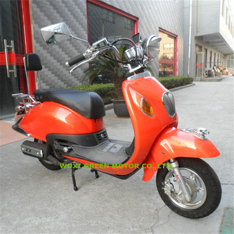 New Powerful Scooter 125cc 50cc Retro Style Buy Powerful