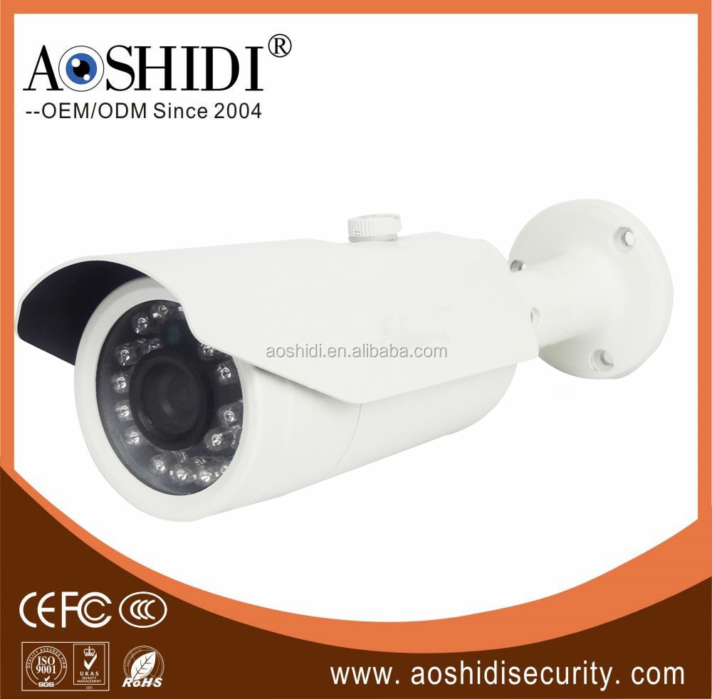 NetWork Technology and Bullet Camera Style onvif hd 5 megapixel outdoor ip camera
