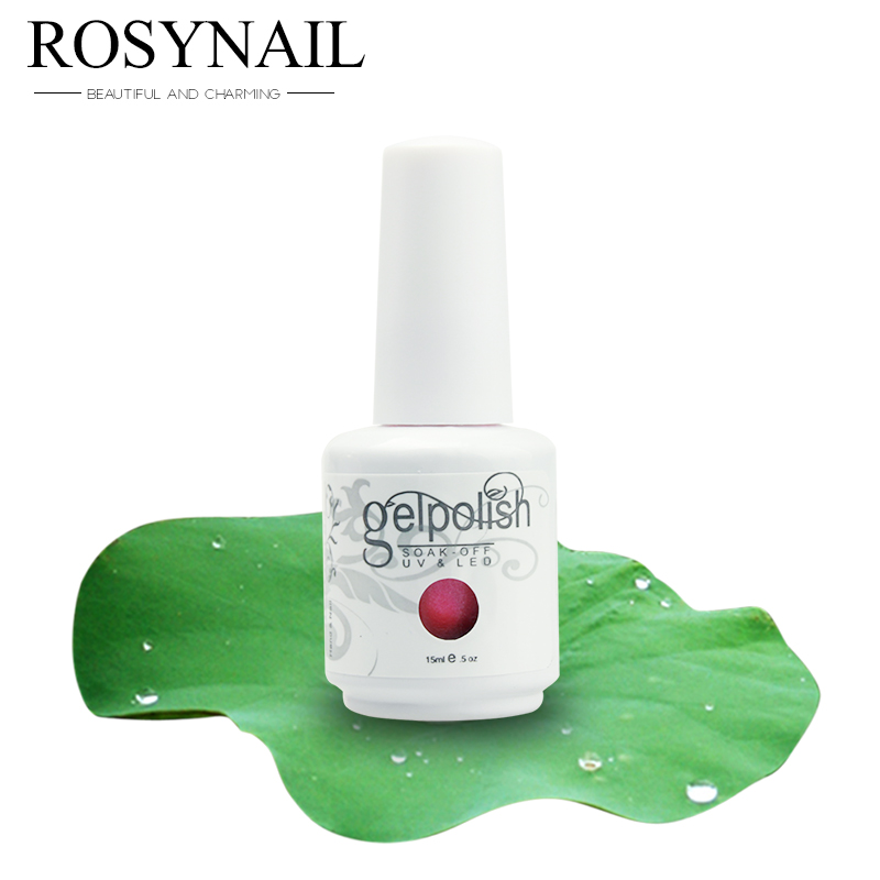 High Quality Gelpolish Soak Off Color Nail Polish Uv <strong>Gel</strong>