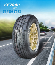 Chinese PCR passenger car tire 275/65R18