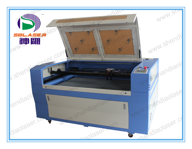 New factory product!!! CO2 laser machine for engraving and cutting with cheap price