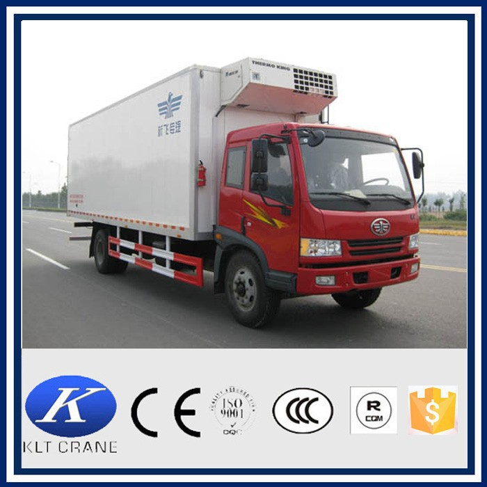 food truck refrigerator freezer,refrigerated vehicle