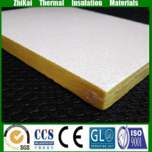 60x60 Decorative insulated fiberglass drop false ceiling tiles