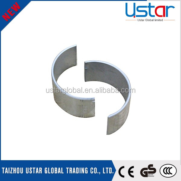 China made diesel engine machinery parts connecting rod bearing