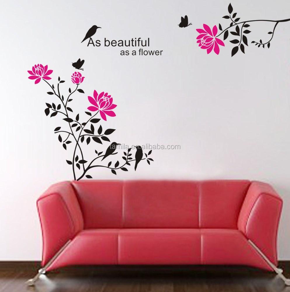 decorative stickers wall sticker flower vinyl wall wall art designs horse wall art horse wall stickers