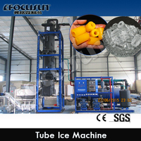 Focusun brand new Tube Ice Machine, 1-300T per day