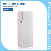 New Products Ultrathin Large Capacity 10400mah Multifunction Power Bank Mobile