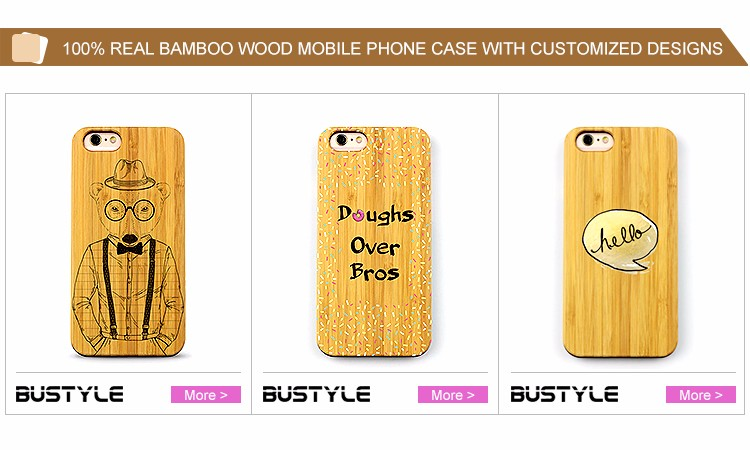 UV phone wood smartphone case for iphone 7 bamboo wood for samsung galaxy s6 s7 edge wood case for j7 j2