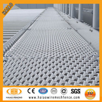 Alibaba China factory supplier expanded metal walkway mesh(Anping)
