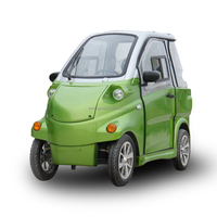 New type mini electrical vehicle with E-mark electric car