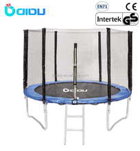 round trampoline without safety net