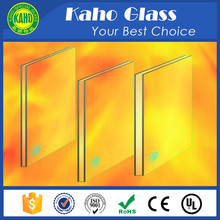 flat borosilicate glass sheet