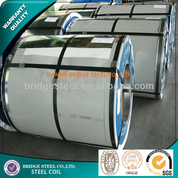 High Quality Coil Galvanized Steel use in Industry